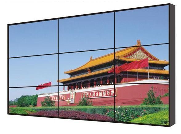 液晶拼接屏、LED拼接屏和DLP大屏的显示优势